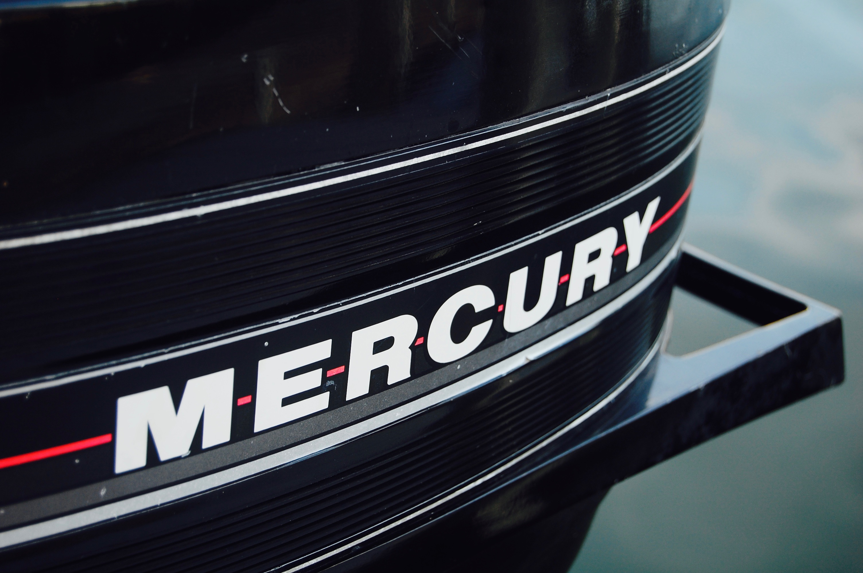 Old 1985 Mercury 35hp Outboard
